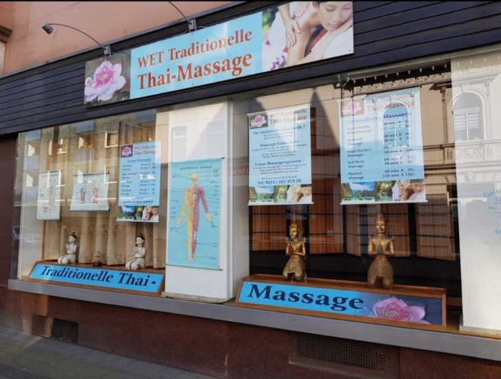 WET traditionelle Thai-Massage location and Reviews